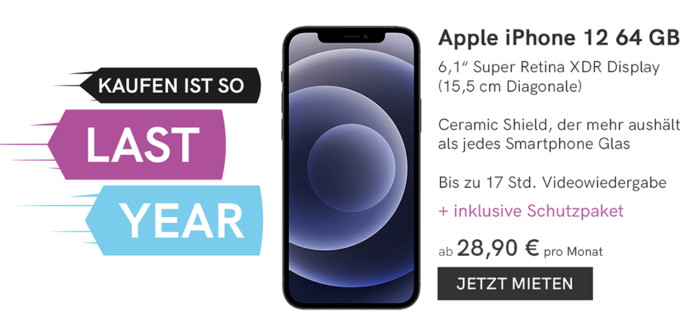 Apple iPhone 12 Angebot
